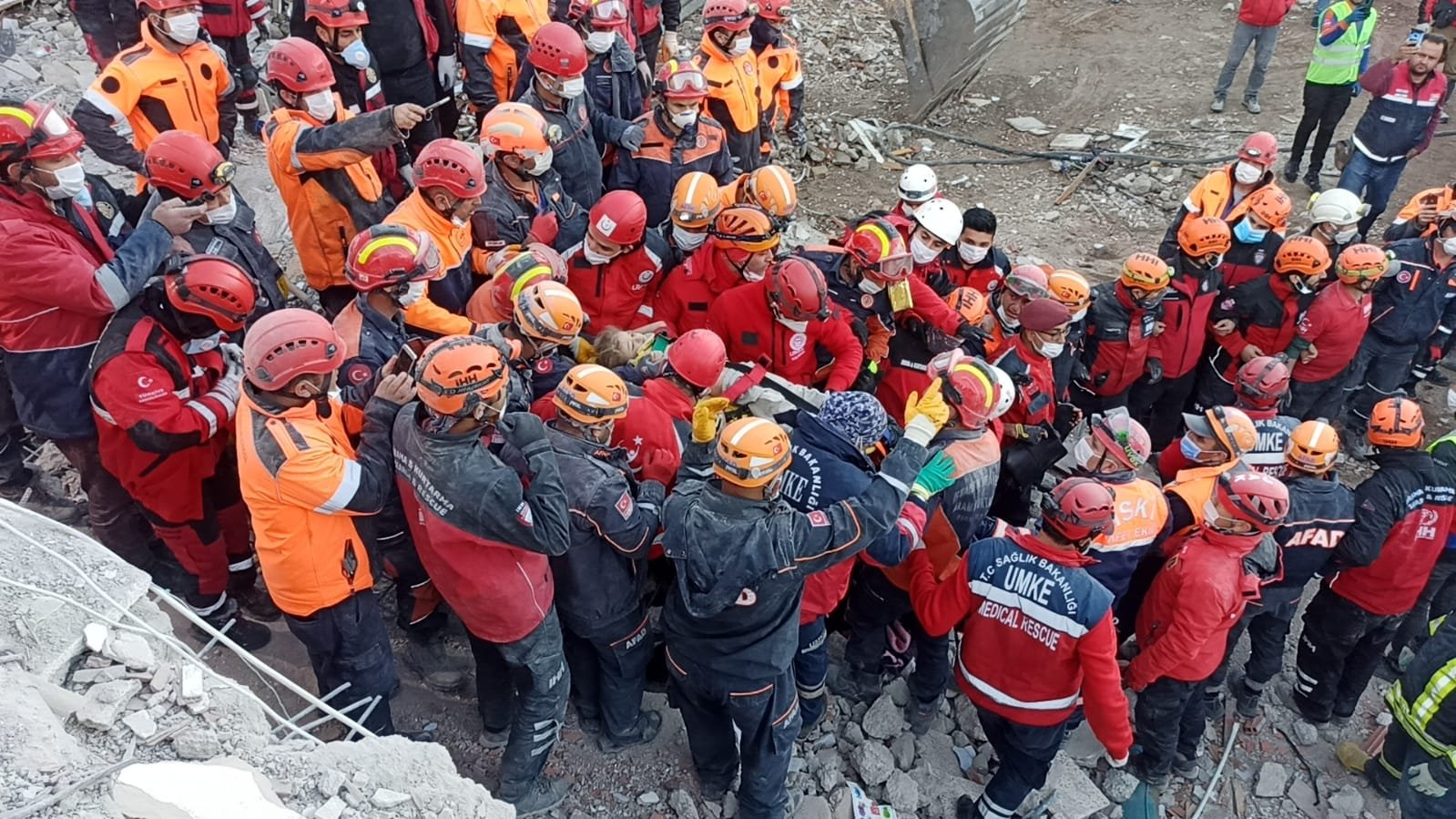 Miracles happen days after the deadly earthquake in western Turkey | Daily  Sabah